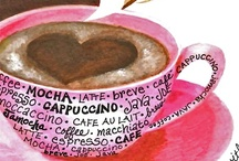 Coffee is good / by Rachel Cummins