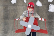 Come Fly With Me: Bday for ZP 3.11.12 / Airplane themed bday for 4 yr. old boy / by Kelly Bower of Creative Spirit