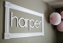 For Baby Harper / by Michele Nyberg