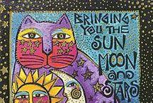 Sun Moon Stars / by Rose Willis