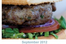 alexandrapatrick 2012 calendar / showcasing our work with restauants and food suppliers across the uk, thanks to the design of royale graphics http://www.cdcalendars.co.uk/html/alexandra-patrick-calendars.html / by alexandrapatrick