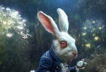 Alice in Wonderland / by didem saner sumay