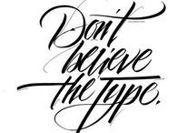typography & lettering to love / by Jen Hankey Maki