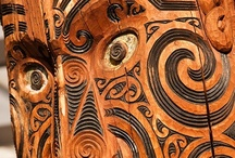 Maori Art, Sculpture, Culture / by Cindy Lysonski