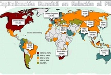 Gráficos Economía / Ilustraciones gráficas con contenidos relacionados con la economía y mercados financieros (estadísticas, pictogramas, estudios, análisis, presentación de datos, etc.). / by www.abcTrader.net