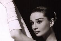 Hollywood - Audrey Hepburn / by MakeandBake