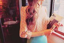 Fashion in color / by Joann Amatyakul
