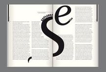 Editorial Design / by Dimitris Kanellopoulos