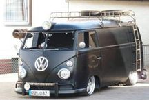 Kombi Love Affair / by Caroline Borghetto