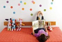 Kid - Room / Room decoration for kids #children #family #interiors / by Rachel Patterson