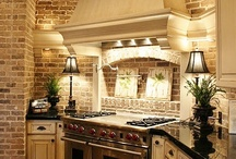 dream kitchens (and the necessities) / by Justin Gonzales