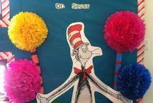 Dr. Seuss / by Shelley Steffen
