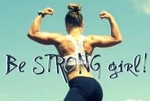 Crossfit Motivation and Wod's / You Can Do It / by Amber Livesay