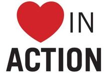 Sacred Activism / Heart in Action #sacredactivism / by NAB Communities