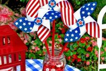 4th of July / by SoWal Leather and Pearls