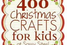 Christmas For Kids / by SoWal Leather and Pearls