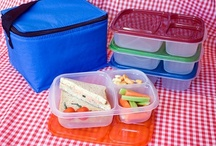 Packed food - lunches, concerts, picnics, etc / by SoWal Leather and Pearls