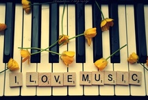 ♫♪♫ Lyrics in Tune ♫♪♫ / You Can't Overdose On Music! / by Wendy Shropshire
