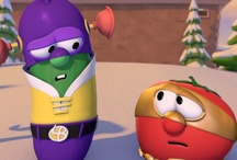 The League of Incredible Vegetables / by VeggieTales
