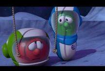 Veggies In Space / by VeggieTales