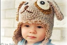 Crochet: Hats for Babies and Children / by Polly Wickstrom
