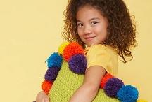 Crochet: Pillows / Crocheted pillows. / by Polly Wickstrom