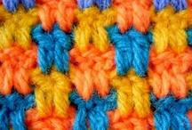 Crochet: Stitches / by Polly Wickstrom