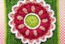 Crochet: Motifs  / by Polly Wickstrom