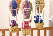 Crochet: Mobiles / by Polly Wickstrom