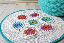 Crochet: Rugs / by Polly Wickstrom