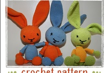 Crochet: Bunnies / by Polly Wickstrom