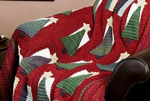 Crochet: Christmas: Afghans / by Polly Wickstrom
