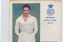 Football Cards - Coleccionismo deportivo / by todocoleccion
