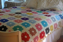 Crochet: Afghans III / Beautiful colors and patterns. The afghans in this collection are inspiration only. No patterns that I'm aware of for these, but they sure are pretty to look at! / by Polly Wickstrom