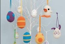 Crochet: Easter / by Polly Wickstrom