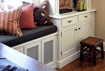 DESIGN ✽ Radiator Bekleding   Radiator Cover / Ga je verhuizen of je huis opnieuw inrichten en heb je inspiratie nodig voor je radiator bekleding? Doe hier inspiratie op en bekijk de laatste interieurbeurzen. Geen idee hoe je dit thuis kunt realiseren? Ik help je graag met interieuradvies en styling op maat via www.stijlidee.nl / by STIJLIDEE Interieuradvies en Styling