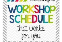 readers workshop / by Cat Swanson