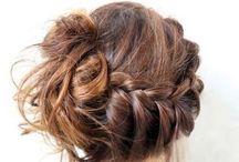 Embrace Messy Hair <3 / by Amanda Morreale Pacovsky