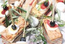 APPETIZERS, CANAPES & AMUSE BOUCHE / by Jaime Sherren