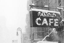 CAFES, BISTROS & PUBS / by Jaime Sherren