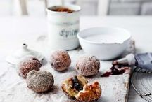 BEIGNETS, DONUTS & FRITTERS / by Jaime Sherren