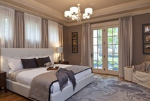 Bedroom Inspirations / by Iwonka ~