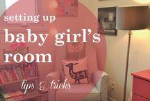 Nursery Idea's / by Amanda Morreale Pacovsky