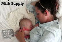 Breastfeeding / by Amanda Morreale Pacovsky
