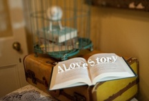 Matrimonio inspirado en libros / by El Ajuar