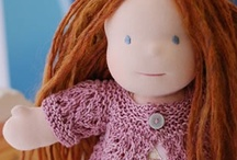 Sew Dolls / Waldorf and other dolls / by Madeline