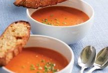 Food: Yummy Soups / Tried and true soup recipes / by Madeline