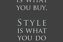Style / by Charnpanu Suchaxaya