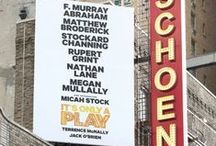 Up on the Marquee / by broadwayworld