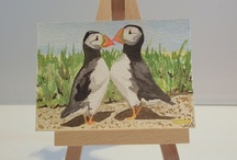 Art - ACEO / by Julie Richards